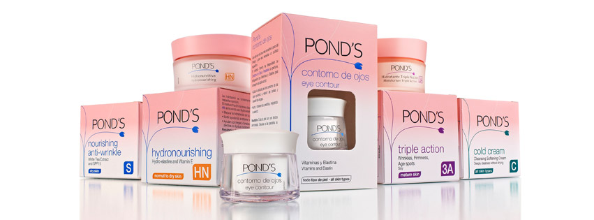 Enjoy the party season with pond s skincare range the for Ponds products