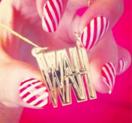 WAH Nails Collaborates with Love My Custom