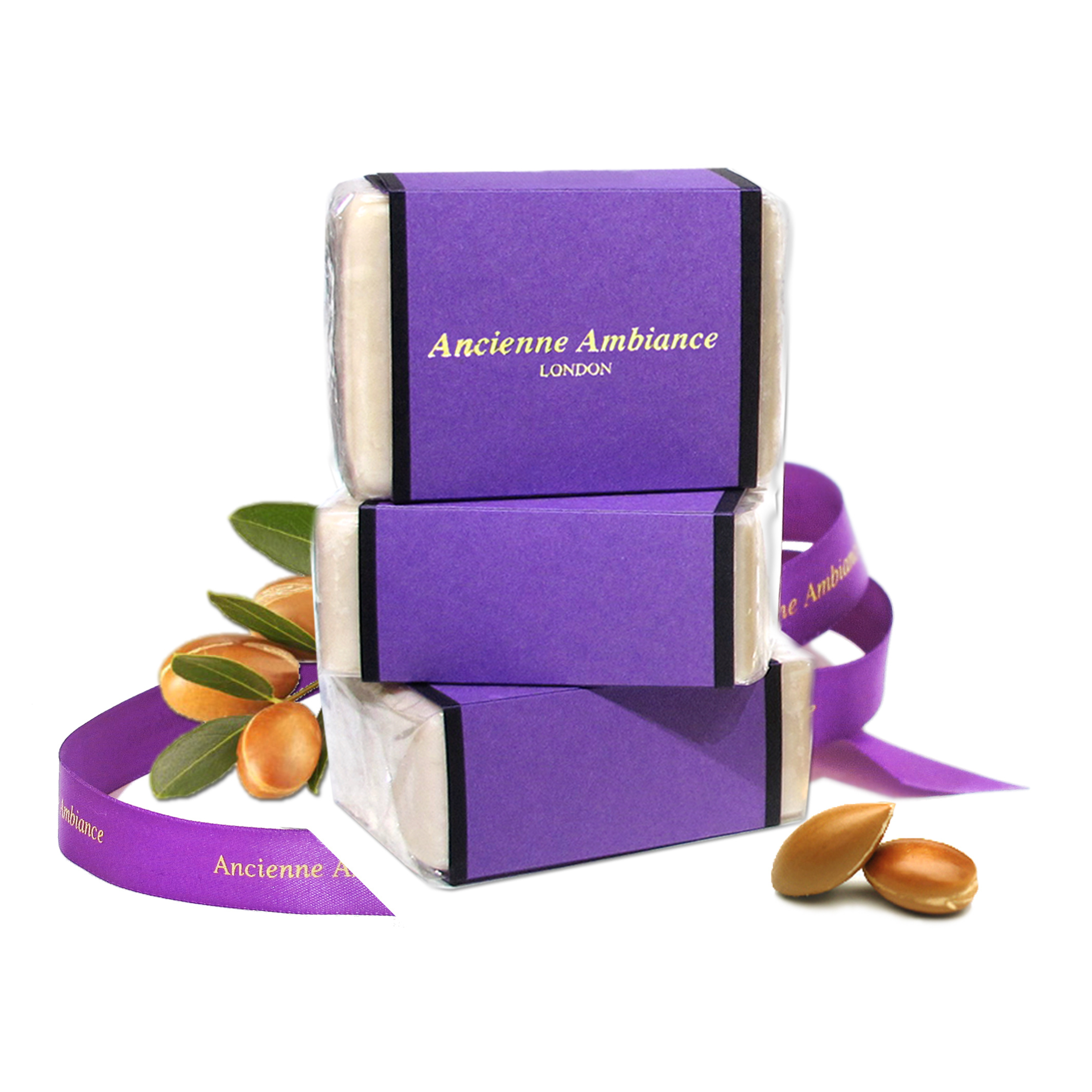 Ancienne Ambiance Introduces Luxurious New Goddess Soaps