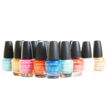 Affordable Nail Colours Perfect For Spring