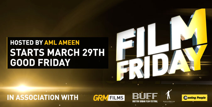 GRM Daily to Launch Film Friday