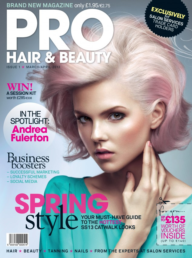 New Hair and Beauty Publication PRO Hair & Beauty Launches