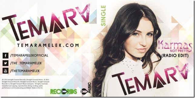 Meet LA Teen Sensation Temara Melek