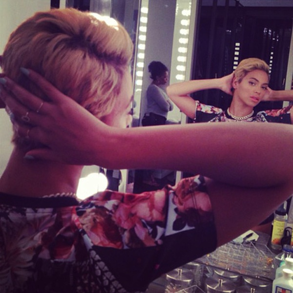 Beyonce's New Haircut- What the Hairdressers Think...  2