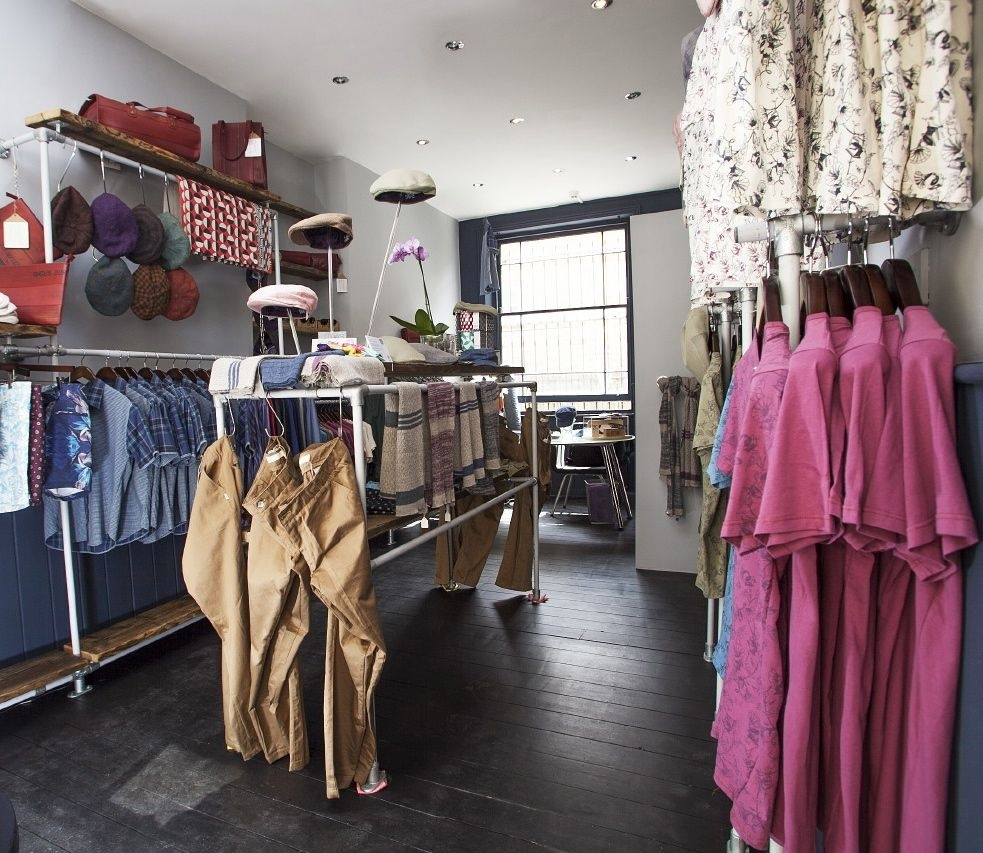 The UK's First Sustainable Menswear Boutique Launches